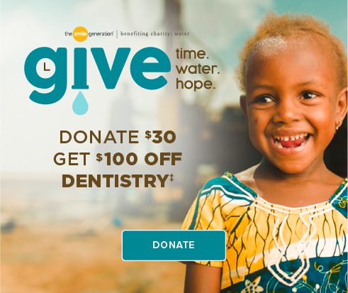 Donate $30, Get $100 Off Dentistry - Blue Springs Dentistry